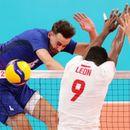 2 изненади и 1 мегасблъсък: Полуфиналите по волейбол на Олимпийските игри в Токио