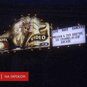 Šougrl video:: Poslednji striptiz pip-šou u Las Vegasu