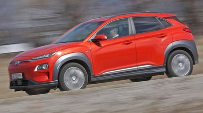 Hyundai KONA Electric: Наелектризиращо добра