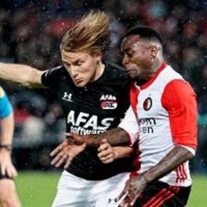 Feyenoord 0:3 AZ Alkmaar