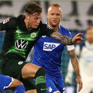 Wolfsburg 1:1 Hoffenheim