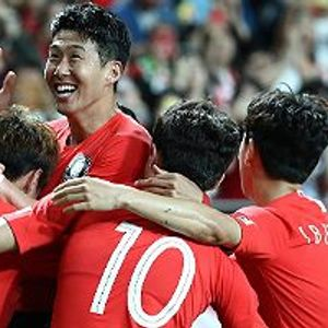 South Korea 1:1 Iran
