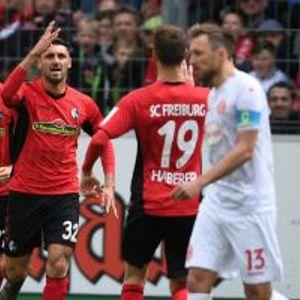 Freiburg 1:1 Fortuna Duesseldorf
