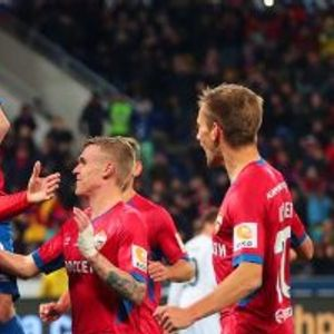CSKA Moscow 3:2 FC Krasnodar