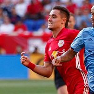 New York Red Bulls 2:1 New York City FC