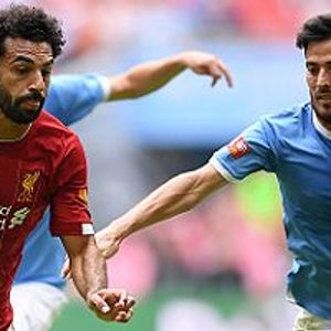 Liverpool 1:1 Manchester City