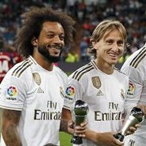 Real Madrid 2:0 Osasuna