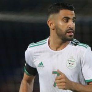 Algeria 2:0 Kenya