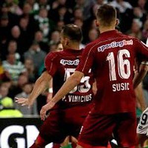 Celtic 3:4 CFR Cluj