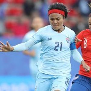 Thailand 0:2 Chile