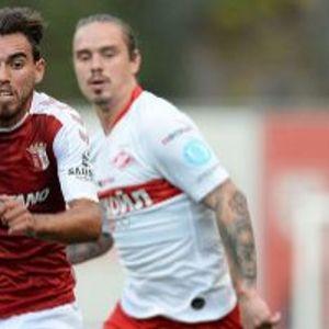Braga 1:0 Spartak Moscow