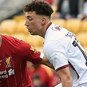 Bradford City 1:3 Liverpool