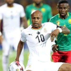 Cameroon 0:0 Ghana