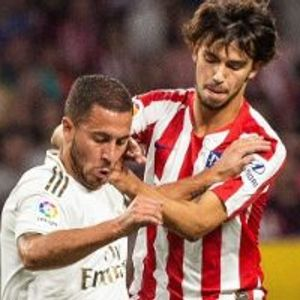 Atletico Madrid 0:0 Real Madrid