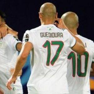 Algeria 3:0 Guinea