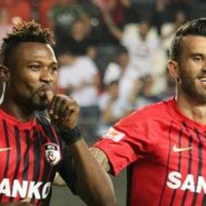 Gazisehir Gaziantep FK 3:2 Besiktas