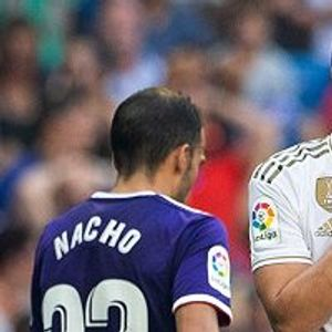 Real Madrid 1:1 Real Valladolid