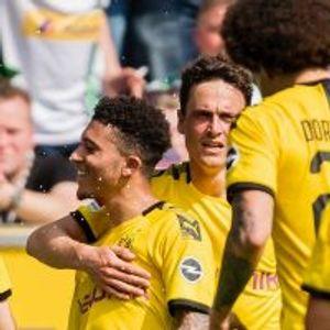 Borussia M'gladbach 0:2 Borussia Dortmund