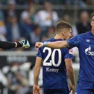 Borussia M'gladbach 0:0 Schalke 04