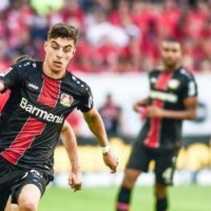 Fortuna Duesseldorf 1:3 Bayer Leverkusen