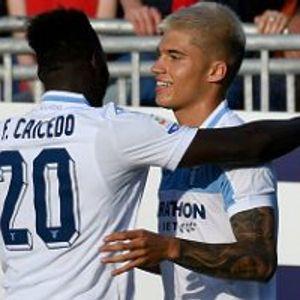 Cagliari 1:2 Lazio