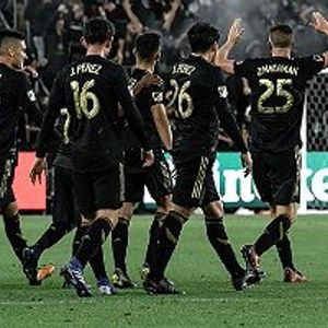 Los Angeles FC 2:1 Real Salt Lake