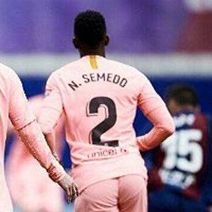 Eibar 2:2 Barcelona