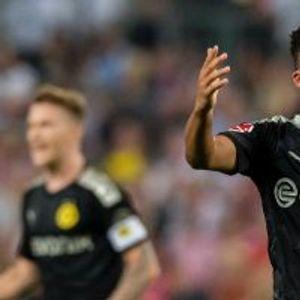 FC Cologne 1:3 Borussia Dortmund