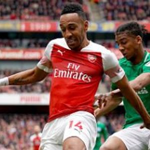 Arsenal 1:1 Brighton & Hove Albion
