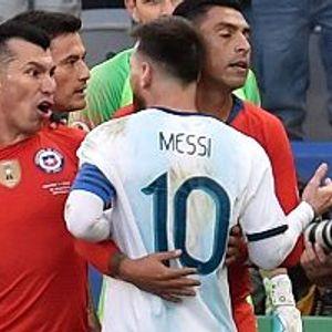 Argentina 2:1 Chile