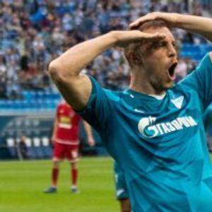 Zenit St. Petersburg 2:1 Spartak Tambov