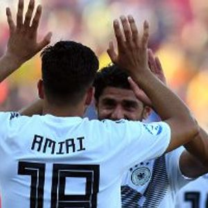 Germany U21 4:2 Romania U21