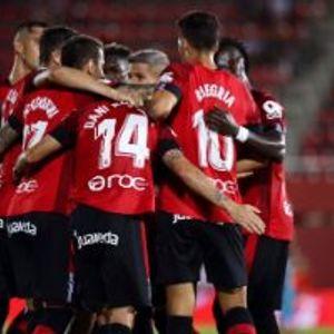 Mallorca 2:1 Eibar