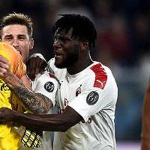 Genoa 1:2 AC Milan