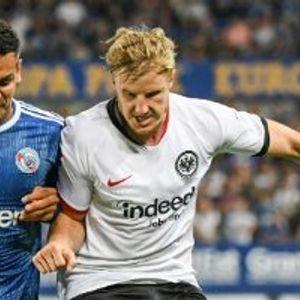 Strasbourg 1:0 Eintracht Frankfurt