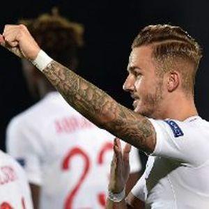 Croatia U21 3:3 England U21