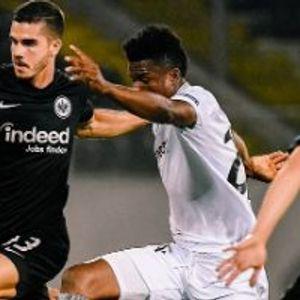 Vitoria de Guimaraes 0:1 Eintracht Frankfurt