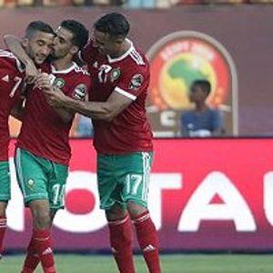 Morocco 1:0 Namibia