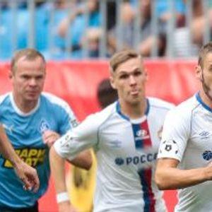 Krylya Sovetov Samara 2:0 CSKA Moscow