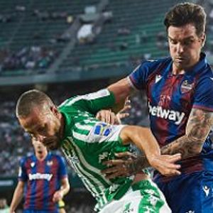 Real Betis 3:1 Levante