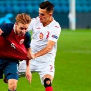 Norway 1:0 Bulgaria