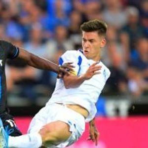 Club Brugge 1:0 Dynamo Kyiv