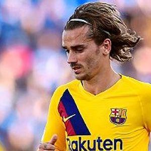 Getafe 0:2 Barcelona