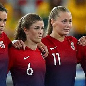 Norway 1:1 Australia