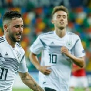 Germany U21 3:1 Denmark U21