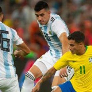 Brazil 1:0 Argentina