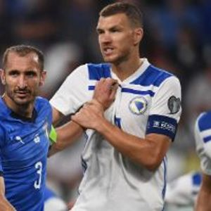 Italy 2:1 Bosnia and Herzegovina