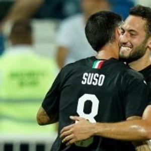 Feronikeli 0:2 AC Milan