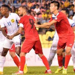 Malaysia 0:1 Kyrgyzstan