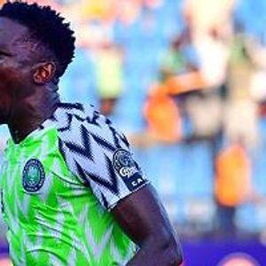 Nigeria 1:0 Guinea